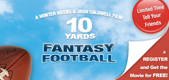 go see 10 Yards for free!